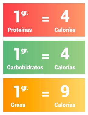 macros | perder grasa comiendo chatarra