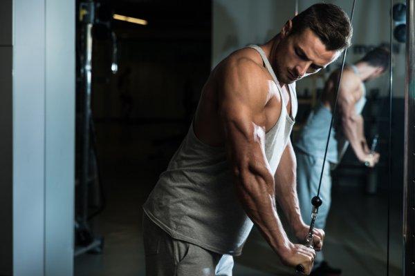 Cómo entrenar los tríceps